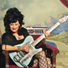 Rockabilly triple-threat Rosie Flores works on improving her craft and staying young
