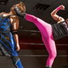 Upstart Code Red Wrestling brings pro wrestling and an animal-welfare fundraiser to Century III Mall