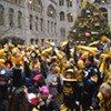 Steelers Rally Downtown