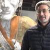 Pittsburgh artist James Simon opens his studio of giant musician sculptures