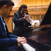 Innovative composer and trumpeter Wadada Leo Smith joins pianist Vijay Iyer at the 2016 Pittsburgh JazzLive International Jazz Festival