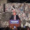 Presidential candidate Donald Trump focuses on trade in stump speech in Monessen