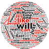 Word Cloud: July 6 Issue