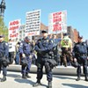 RNC protests didn't burn so bright in Cleveland last week