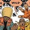 Cartoonist Ed Piskor is reaching new heights