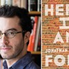 A conversation with Jonathan Safran Foer