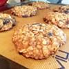 Bourbon Oatmeal-Raisin Cookies