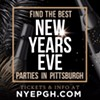 Top Parties for New Year's Eve One Click Away at NYEPGH.com