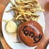 Eat Me: Fancy Burger