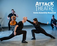 Uploaded by Attack Theatre
