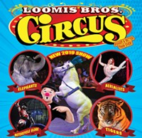 Uploaded by Loomis Bros. Circus
