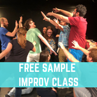 Free Beginner Improv Class at Steel City Improv Theater - Uploaded by Steelcityimprovtheater