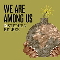 We Are Among Us by Stephen Belber - Uploaded by City Theatre Company