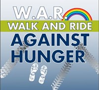 Rainbow Kitchen Walk & Ride Against Hunger - Uploaded by LoriR