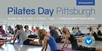 Pilates Day Pittsburgh 2018 - Uploaded by slaugjr
