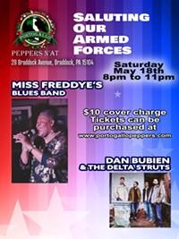 Miss Freddye Blues Band - Uploaded by Robert Portogallo