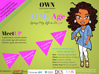 Created to bring midlife women together to dialogue - Uploaded by Ola