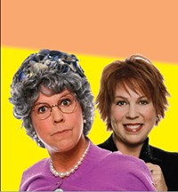 """From """"The Carol Burnett Show"""" then her very own """"Mama's Family""""  hit series Vicki Lawrence dusts off her sensible shoes and heads to Greensburg with her tour: """"Vicki Lawrence and Mama: A Two-Woman Show"""" - Uploaded by publicist2011"""