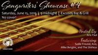 Songwriter & Musician Showcase - Uploaded by C.Kazan