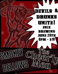 Devils & Drunks unite @Enix Brewing - Uploaded by Domenic Betters 1