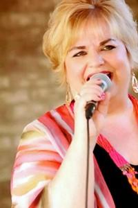 vocalist, Judi Figel - Uploaded by Charlie G.