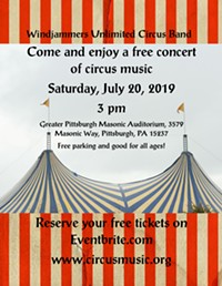 Free Circus Music Concert - Uploaded by Lynette Garlan