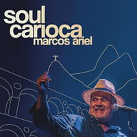 Marcos Ariel presents Soul Carioca - Uploaded by Kenia Acioly-Ashby