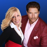 Jill Liberman and Sean Kanan know what it takes to achieve success. - Uploaded by Adrianna