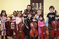 Hope Academy Suzuki Cello - Uploaded by Hope Academy of Music and the Arts/ELPC