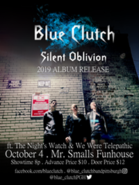 Blue Clutch Releases Debut Album! - Uploaded by sehalter1658