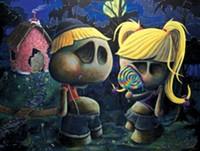 ART BY BEN PATTERSON