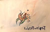 ART BY ROBERT WRIGHT