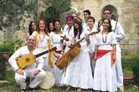 The Ars Longa Ancient Music Ensemble