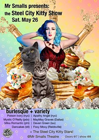 Uploaded by Steel City Kitty Show