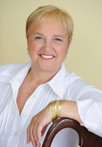 PHOTO COURTESY OF DIANA DELUCIA - Lidia Bastianich