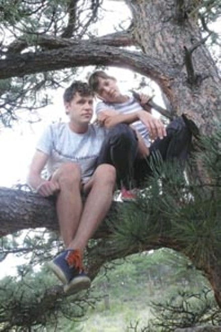 Up a tree: High Places
