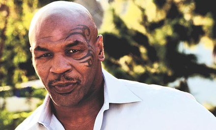 Up-close action: Mike Tyson provides a ringside seat to his troubled life.