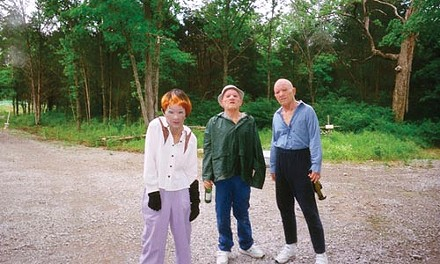 Up to no good: the unnamed protagonists of Trash Humpers.