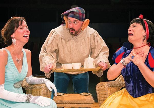 Vanya and Sonya and Masha and Spike, at Little Lake Theater