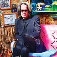 Todd Rundgren discusses his new record, artistic freedom, and his distaste for willful ignorance