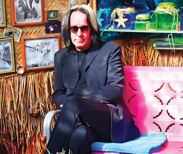 Venting for change: Todd Rundgren
