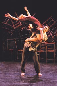 Vincent Dance Theatre performs Broken Chords.