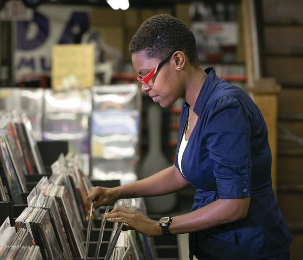 vinyl records, dave's music mine, best of, pittsburgh