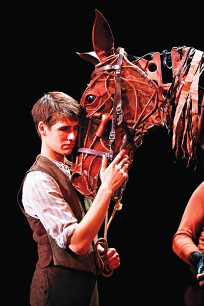 War Horse at PNC Broadway Across America, Nov. 13-18.