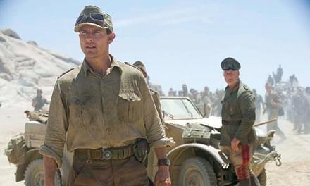 War time: Tom Cruise as Col. Von Stauffenberg