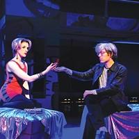 Warhol musical <i>POP!</i> has bite