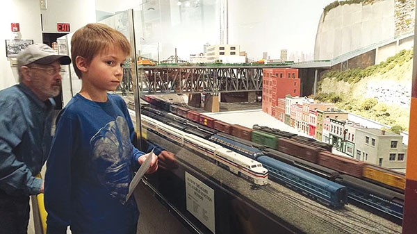 Western Pennsylvania Model Railroad Museum
