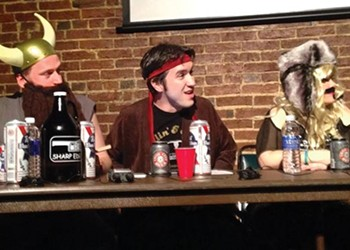 What do you get when you combine Dungeons & Dragons and improv comedy?