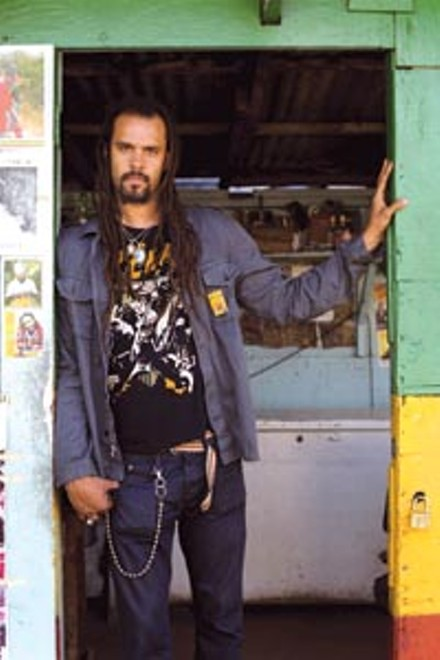 """What I Be"": Michael Franti & Spearhead"