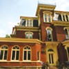 Architecture students get hands-on preservation experience with an historic Friendship mansion.